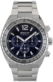 Gant GT009001 Herren Blue Hill 46mm 5ATM