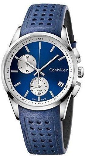 Calvin Klein Bold K5A371VN Herrenchronograph Swiss Made