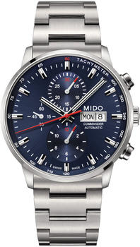 Mido Commander II Chronograph (M016.414.11.041.00)