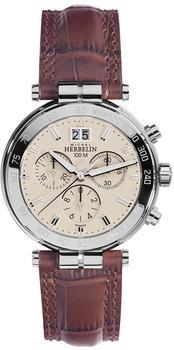 Michel Herbelin Unisex Erwachsene-Armbanduhr 36654 AP17MA