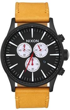 Nixon The Sentry Chrono Leather (A405-2448)