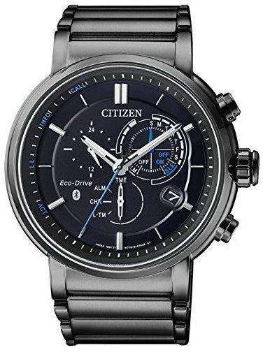 Citizen Bluetooth Uhr schwarz