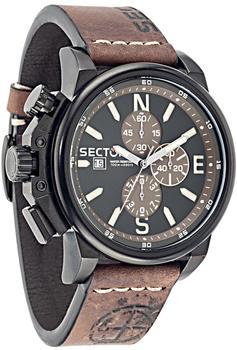 sector-herren-armbanduhr-450-chronograph-quarz-leder-r3271776007