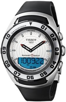 Tissot Sailing-Touch Herren (T056.420.27.031.00) Touch Collection