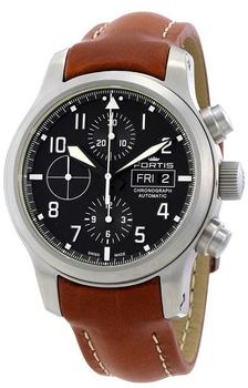 Fortis Aeromaster Steel Automatic (656.10.10 L 08)