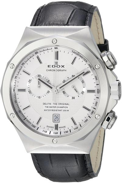 EDOX Delfin Chronograph 10107 3C AIN