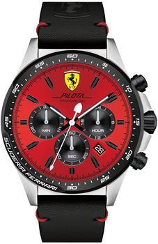 Scuderia Ferrari Herren-Armbanduhr Datum Klassisch Quarz 830387