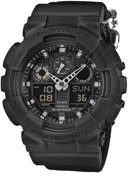 Casio G-Shock (GA-100BBN-1AER)