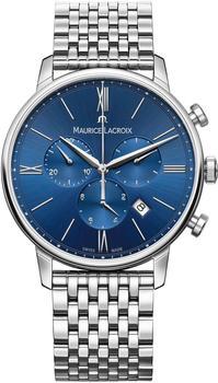 MAURICE LACROIX Eliros EL1098-SS002-410-2 Herrenchronograph Swiss Made
