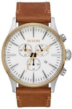Nixon The Sentry Chrono Leather (A405-2548)