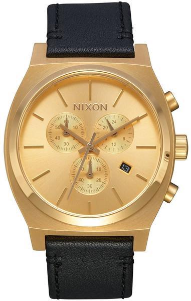 Nixon Time Teller Chrono Leather (A1164-510)