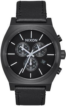 Nixon Time Teller Chrono Leather (A1164-756)