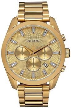 Nixon Bullet Chrono Crystal all gold (A931-502)