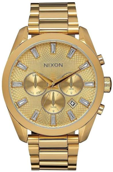 Nixon Bullet Chrono Crystal all gold (A931-502)