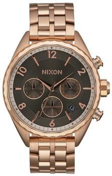 Nixon Minx Chrono A993-2046 Unisexuhr Design Highlight