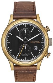 Nixon Station Chrono Leather (A1163-2539)
