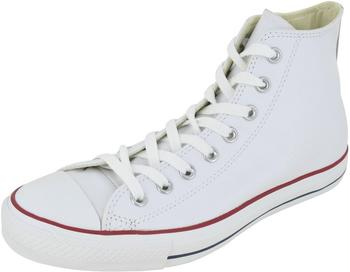 Converse Chuck Taylor All Star Leather Hi - optical white (132169C)
