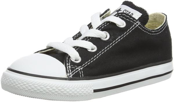 Converse Chuck Taylor All Star Core Ox Kids - black (7J235)