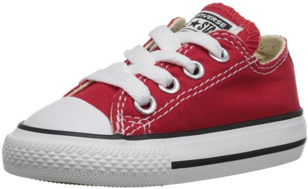 Converse Chuck Taylor All Star Core Ox Kids - red (7J236)