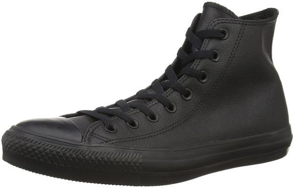 Converse Chuck Taylor All Star Basic Leather Hi - black
