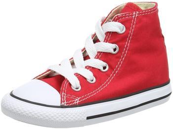 Converse Chuck Taylor All Star Core Hi Kids - red (7J232)
