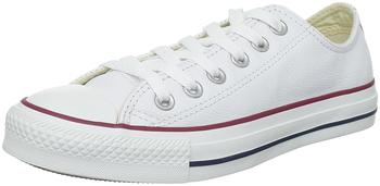 Converse Chuck Taylor All Star Basic Leather Ox - white (132173C)