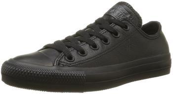 Converse Chuck Taylor All Star Basic Leather Ox - black (135253C)
