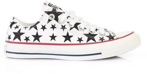 Converse Chuck Taylor All Star Ox - white/black (147120C)