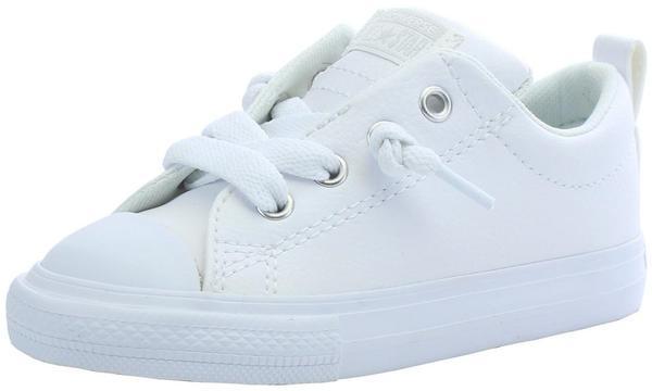 Converse Chuck Taylor All Star Street Slip Ox Kids - white
