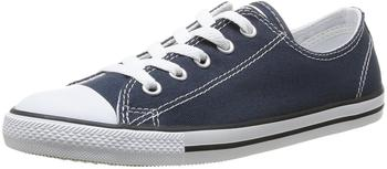 Converse Chuck Taylor All Star Dainty Ox - athletic navy