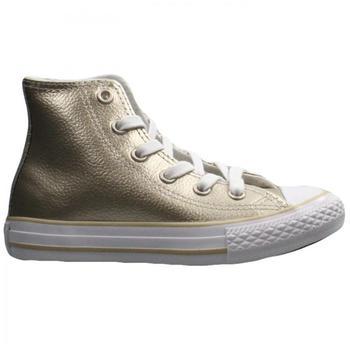Converse Chuck Taylor All Star Hi Kids - light gold/white
