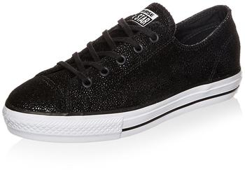 Converse Chuck Taylor All Star High Line Ox - metallic black pearl/black/white