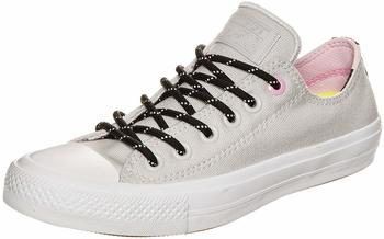 Converse Chuck Taylor All Star II Shield Canvas Ox - mouse/white/icy pink