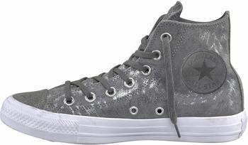 Converse Chuck Taylor All Star Shimmer Suede Hi - mason/mason/white