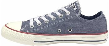 Converse Chuck Taylor All Star Stone Wash Ox - navy/white