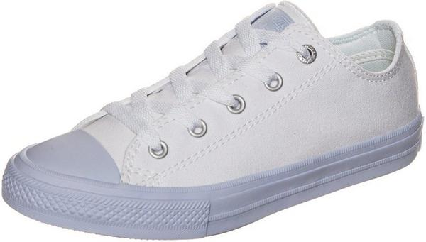 Converse Chuck Taylor All Star II Ox Kids - white/porpoise