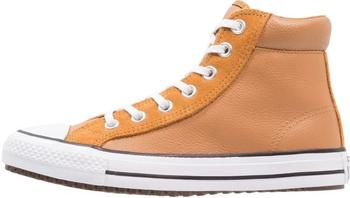Converse Chuck Taylor All Star Boot PC Leather+Suede raw sugar/white (157494C)
