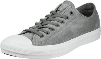 Converse Chuck Taylor All Star Plush Suede Low cool grey/cool grey/white (157600C)