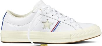 Converse One Star Piping white/enamel red/egret (159694C)