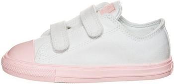 Converse Chuck Taylor All Star 2V Ox - white/vapor pink