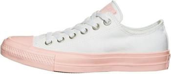 Converse Chuck Taylor All Star II Pastels Ox - white/vapor pink