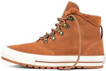 Converse Chuck Taylor All Star Ember Boot Suede and Faux Fur Hi - hazel/hazel/egret