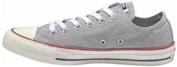 Converse Chuck Taylor All Star Stone Wash Ox - wolf grey/wolf grey/white