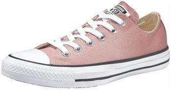 Converse Chuck Taylor All Star Ombre Metallic Ox - particle beige/saddle/white