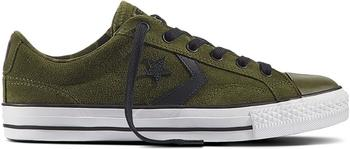 Converse Star Player Camo Suede herbal/black/white