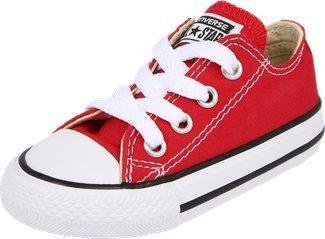 Converse Chuck Taylor All Star Seasonal Kids red
