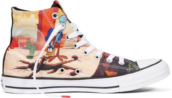 Converse Chuck Taylor All Star Looney Tunes Hi - black/red/white