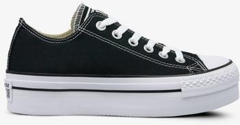 Converse Chuck Taylor All Star Platform Ox black/white