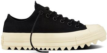 Converse Chuck Taylor All Star Lift Ripple black/black/natural