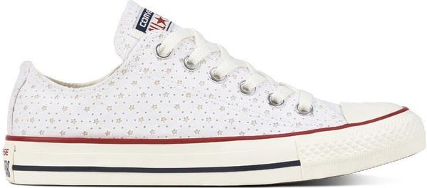Converse Chuck Taylor All Star Perf Stars white/garnet/athletic navy